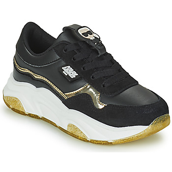 Shoes Girl Low top trainers Karl Lagerfeld KALIMA Black / Gold