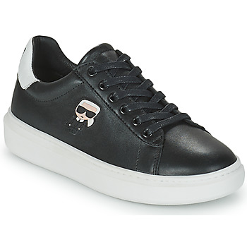 Shoes Children Low top trainers Karl Lagerfeld ASSOMAS Black