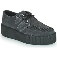 Shoes Derby Shoes TUK VIVA HIGH CREEPER Grey