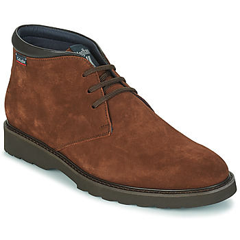 Shoes Men Mid boots CallagHan YUKIDA Brown
