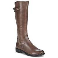 Shoes Women High boots Caprice 25504-361 Taupe