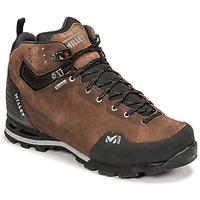 Shoes Men Walking shoes Millet G TREK 3 GORETEX Brown