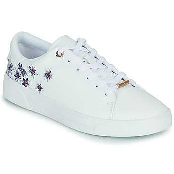 Shoes Women Low top trainers Ted Baker  White
