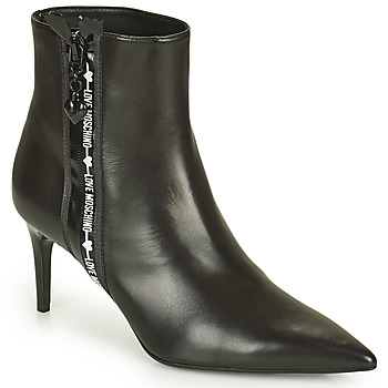 Shoes Women Ankle boots Love Moschino JA21107G1D Black