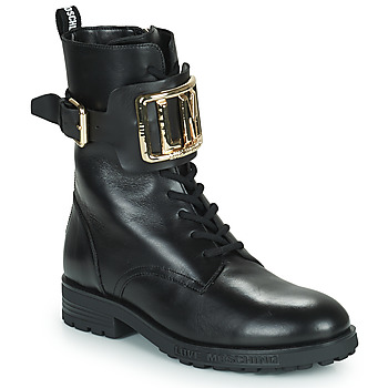 Shoes Women Ankle boots Love Moschino JA21374G0D Black