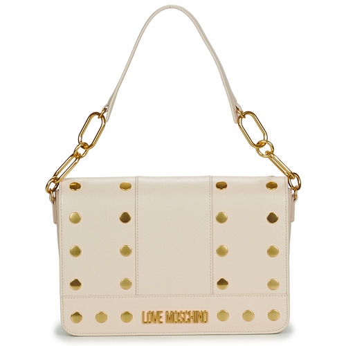 Bags Women Small shoulder bags Love Moschino JC4218 Ivory