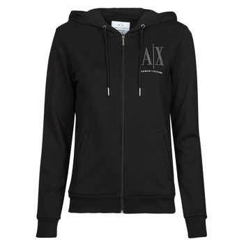 Clothing Women Sweaters Armani Exchange 8NYM21 Black