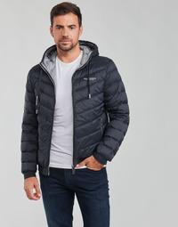 Clothing Men Duffel coats Armani Exchange 8NZB53 Marine