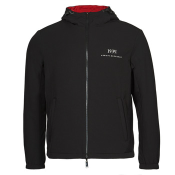 Clothing Men Jackets Armani Exchange 6KZB56 Black