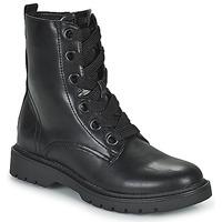 Shoes Women Mid boots Esprit SIMEONA Black