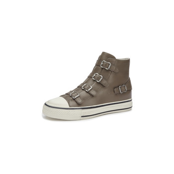 Shoes Women Hi top trainers Ash  Grey