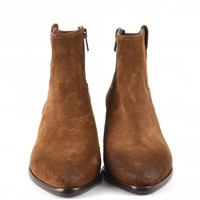 Shoes Women Ankle boots Ash  Brown