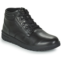 Shoes Men Mid boots Lumberjack ALFRED LOW BOOT LACE Black
