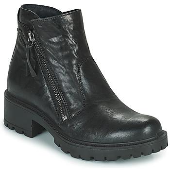 Shoes Women High boots IgI&CO DONNA GIANNA Black