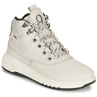 Shoes Women Mid boots Geox AERANTIS Grey