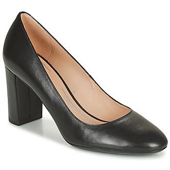 Shoes Women Heels Geox PHEBY Black