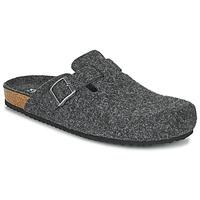 Shoes Men Slippers Geox GHITA Grey