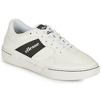 Shoes Men Low top trainers Ellesse USTICA LTH AM White