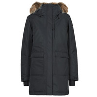 Clothing Women Parkas Columbia LITTLE SI INSULATED PARKA Black