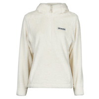 Clothing Women Fleeces Columbia BUNDLE UP HOODED PULLOVER White