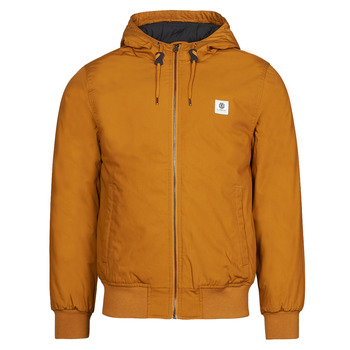 Clothing Men Jackets Element DULCEY Yellow
