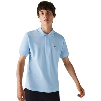 Clothing Men T-shirts & Polo shirts Lacoste  Blue
