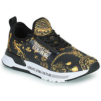Shoes Women Low top trainers Versace Jeans Couture REMO Black / Printed / Baroque