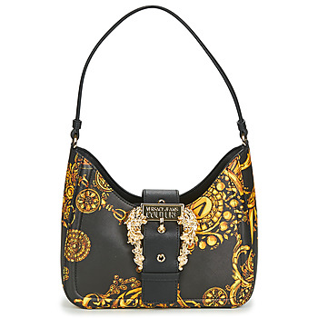 Bags Women Small shoulder bags Versace Jeans Couture METARIA Black / Printed / Baroque