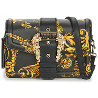 Bags Women Shoulder bags Versace Jeans Couture ANILA Black / Printed / Baroque