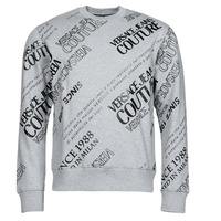 Clothing Men Sweaters Versace Jeans Couture WARRANTY Grey