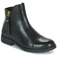 Shoes Girl Mid boots Geox AGATO Black
