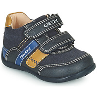 Shoes Boy Low top trainers Geox ELTHAN Marine