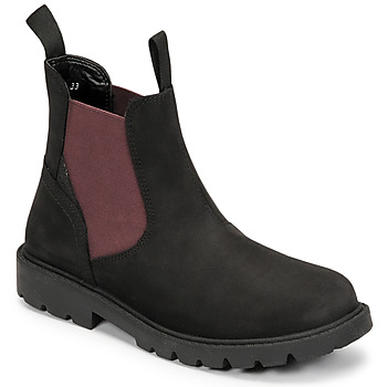 Geox  SHAYLAX  boys's Children's Mid Boots in Black