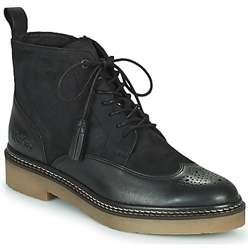 Shoes Women Mid boots Kickers OXANYHIGH Black