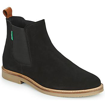 Shoes Women Mid boots Kickers TYGA Black