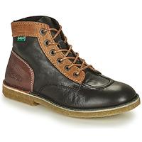 Shoes Women Mid boots Kickers KICK LEGEND Black
