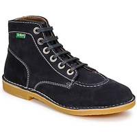 Shoes Women Mid boots Kickers ORILEGEND Marine
