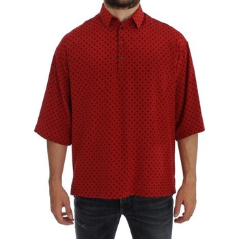 Clothing Men Short-sleeved shirts D&G