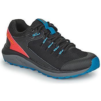 Shoes Women Walking shoes Columbia TRAILSTORM WP Black