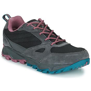 Shoes Women Walking shoes Columbia IVO TRAIL WP Black
