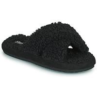 Shoes Women Slippers Skechers COZY SLIDE Black