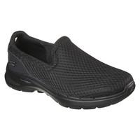 Shoes Men Slip-ons Skechers GO WALK 6 Black