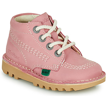 Shoes Girl Mid boots Kickers  Pink