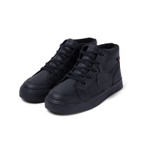 Shoes Boy Mid boots Kickers  Black