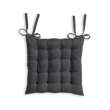 Home Chair cushion Today TODAY MATELASSÉE Grey