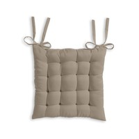 Home Chair cushion Today TODAY MATELASSÉE Beige