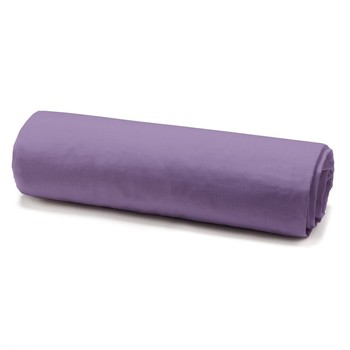 Home Fitted sheet Today TODAY 57 FILS Purple