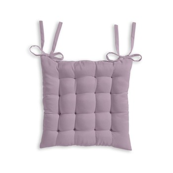 Home Chair cushion Today TODAY MATELASSÉE POLYESTER Pink