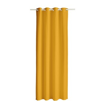 Home Curtains & blinds Today TODAY COTON Yellow