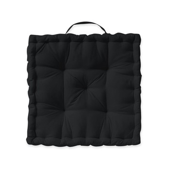 Home Cushions Today COUSSIN DE SOL Black